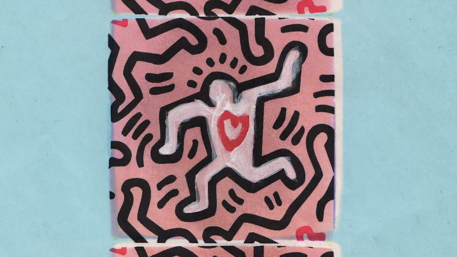 Adobe x Keith Haring _ Creativity For All010